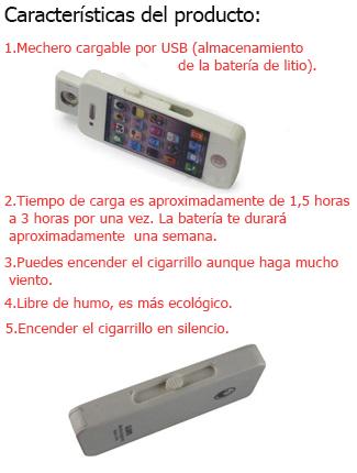 Mechero USB3