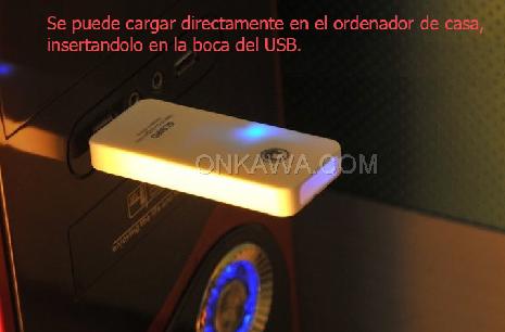 Mechero USB4