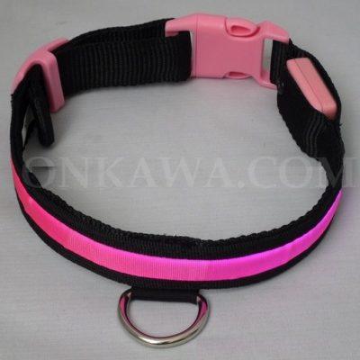 collar para mascota led