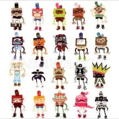 Papercraft Robots