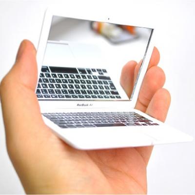 Espejo de bolsillo MacBook Air