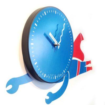 Vinilo Reloj Superman