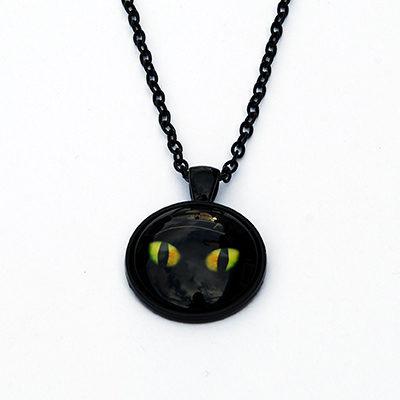Colgante Gato negro