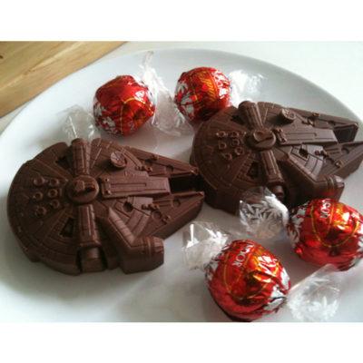 hlacón milenario de chocolate
