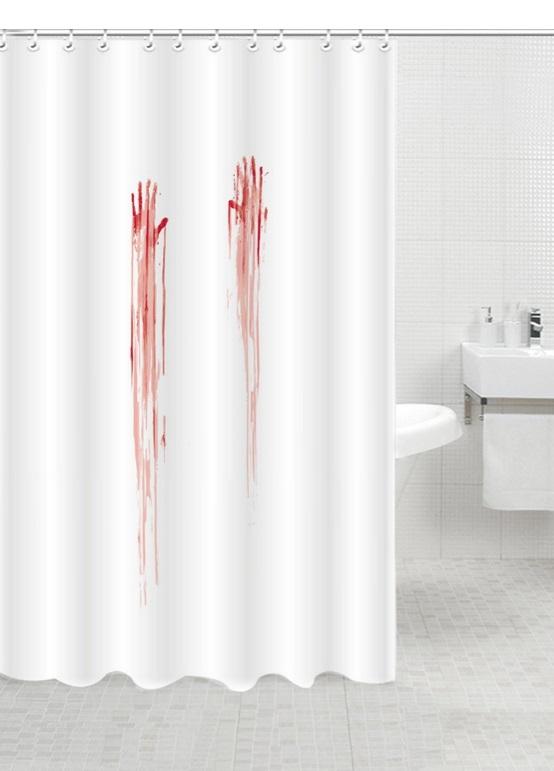 Cortina de ducha psicosis - Cortinas bano originales ...
