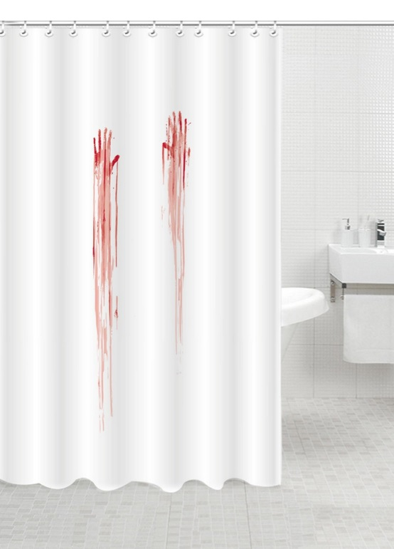 Cortina de ducha psicosis - Cortinas para ducha ...