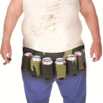 Cinturón para cervezas