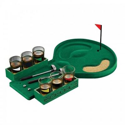 Juego de beber golf