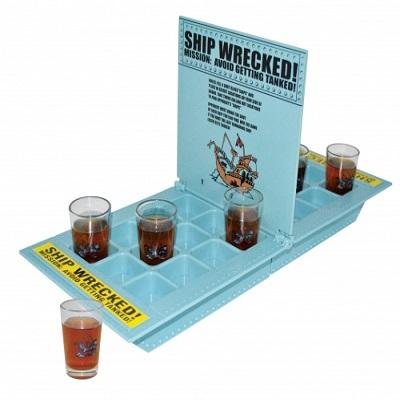 Juego de beber Hundir la flota