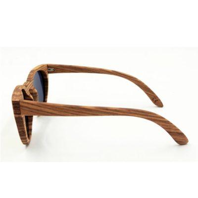 gafas de sol de madera bara