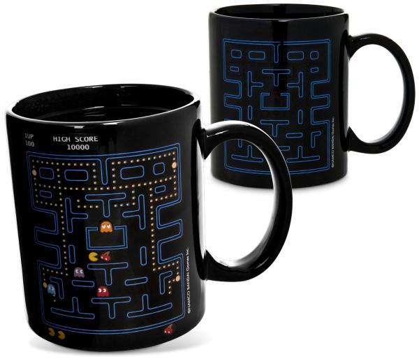 Tazas originales: Pac-Man!!!!